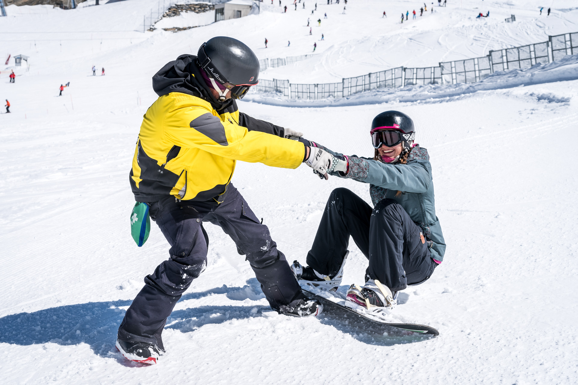 All in One Snowboard - Erwachsen/Adult, 4-5 Tage/Days Kurs/Course & 7 Tage/Days Rent