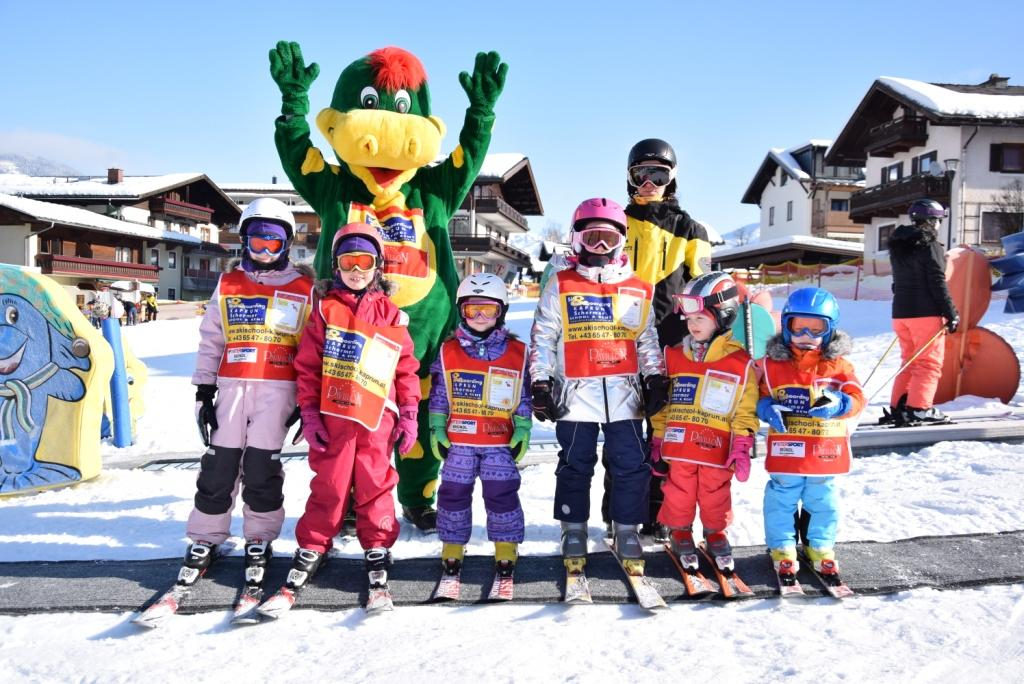 Schnupperkurs/Try Out Course 2h incl. Rent / for 3-4 Years old Kids