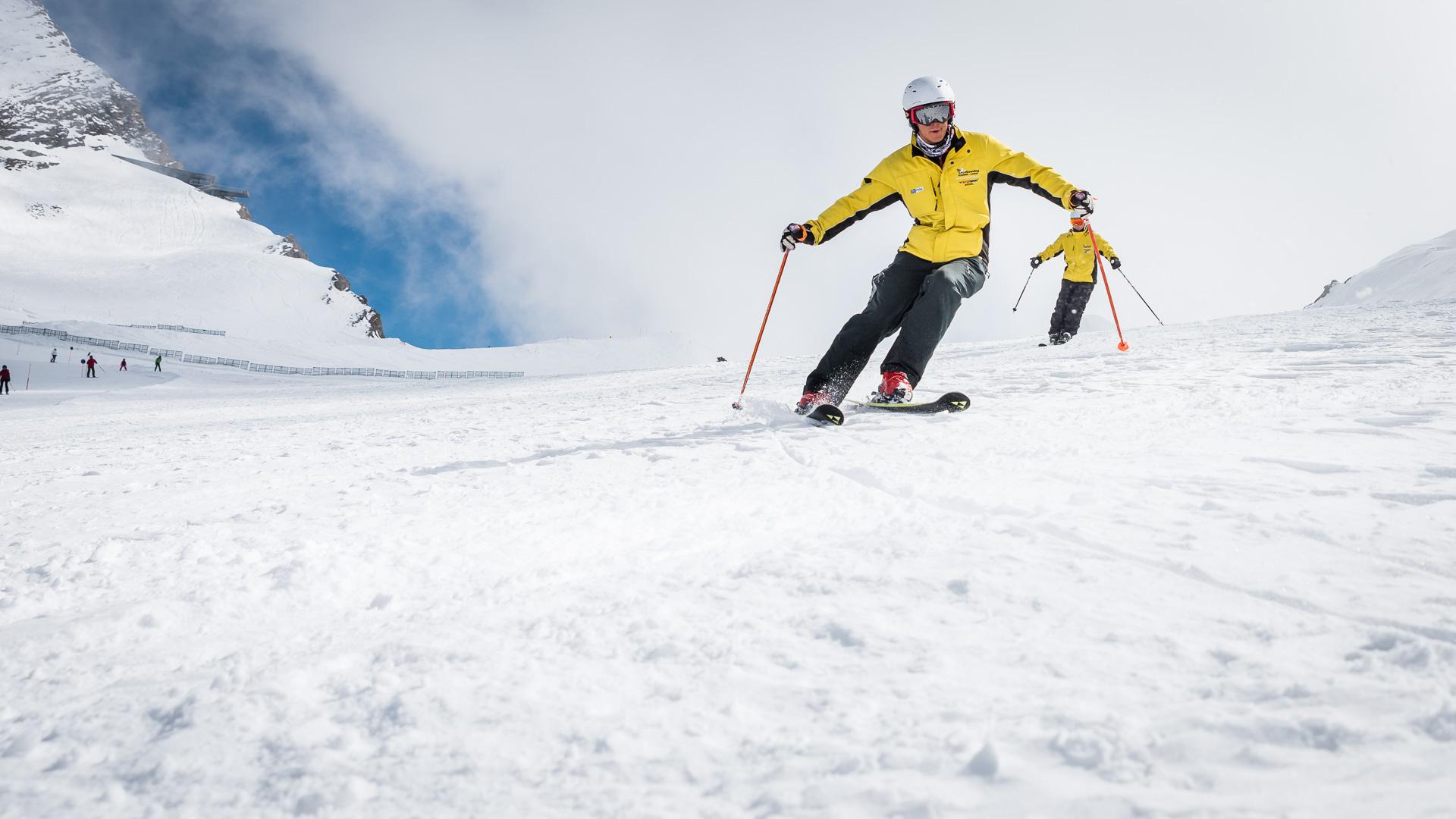 Privat - Ski, 3 Tage/Days, 4h