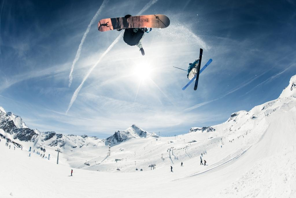 All in One Snowboard - Kind/Child, 4-5 Tage/Days Kurs/Course & 7 Tage/Days Rent