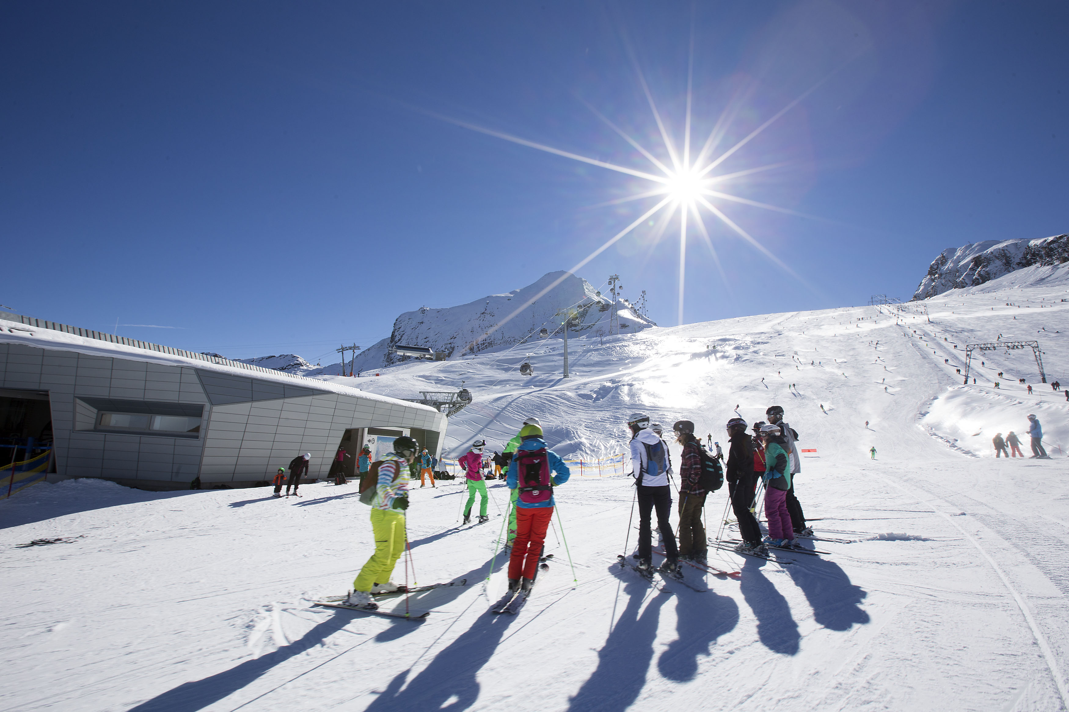 Privat - Ski, 5 Tage/Days, 2h Nachmittag/Afternoon