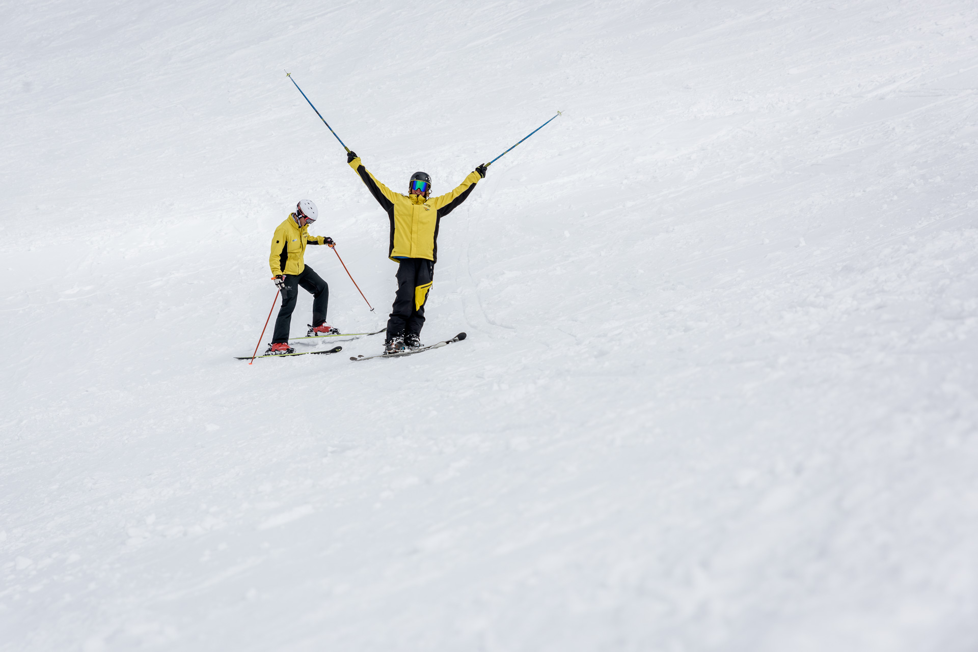 All in One Ski - Erwachsen/Adult, 3 Tage/Days Kurs/Course & 7 Tage/Days Rent