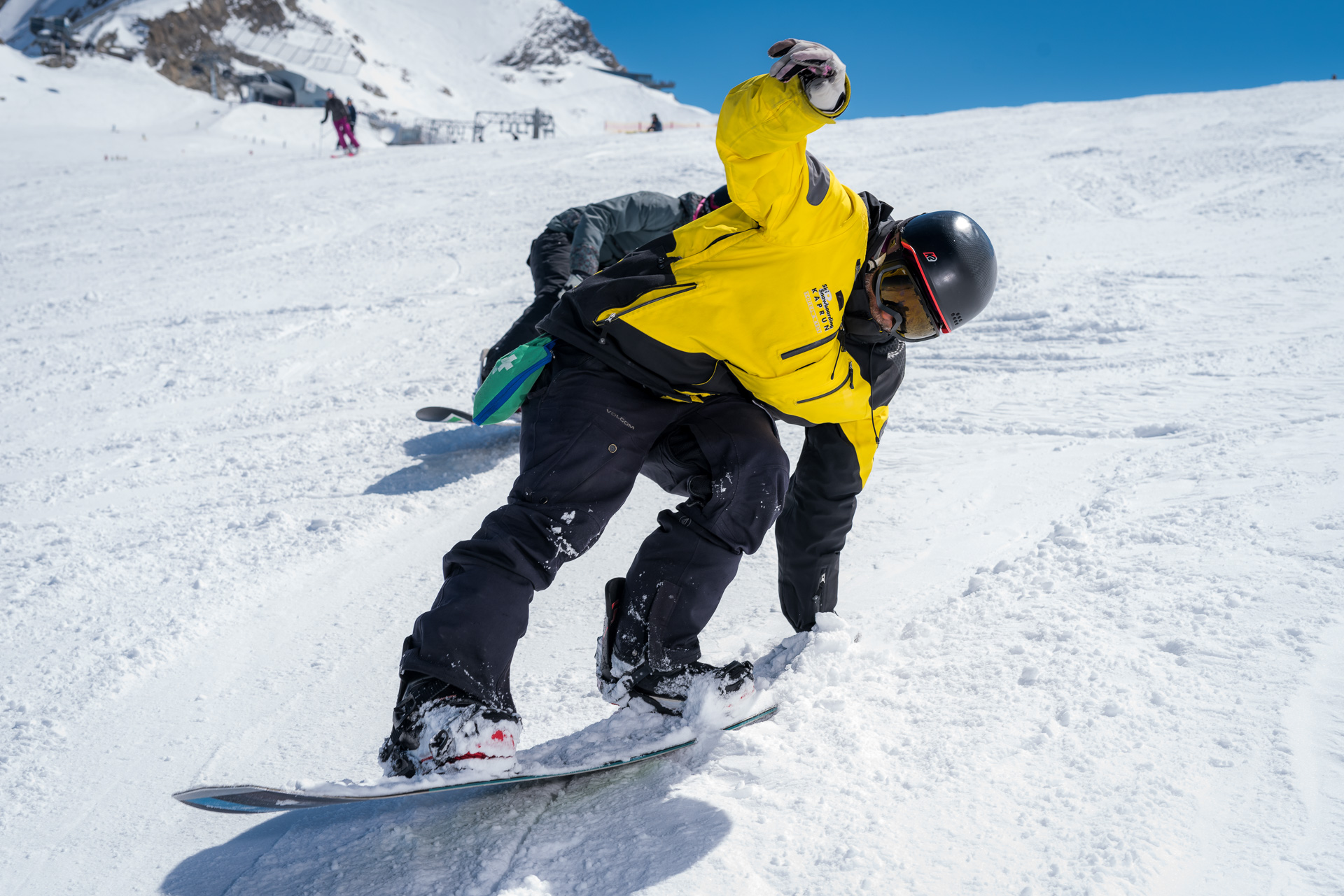 Snowboard 3 Tage/Days - Kurs/Course Kinder/Children
