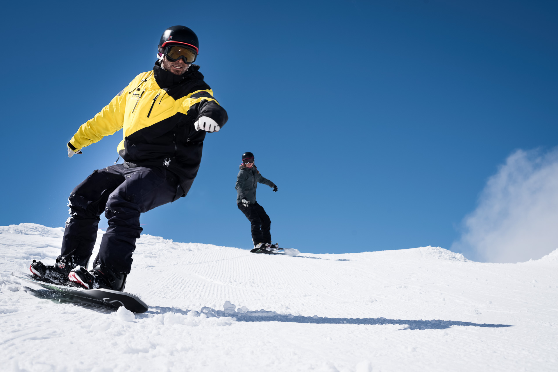 Privat - Snowboard, 3 Tage/Days, 4h