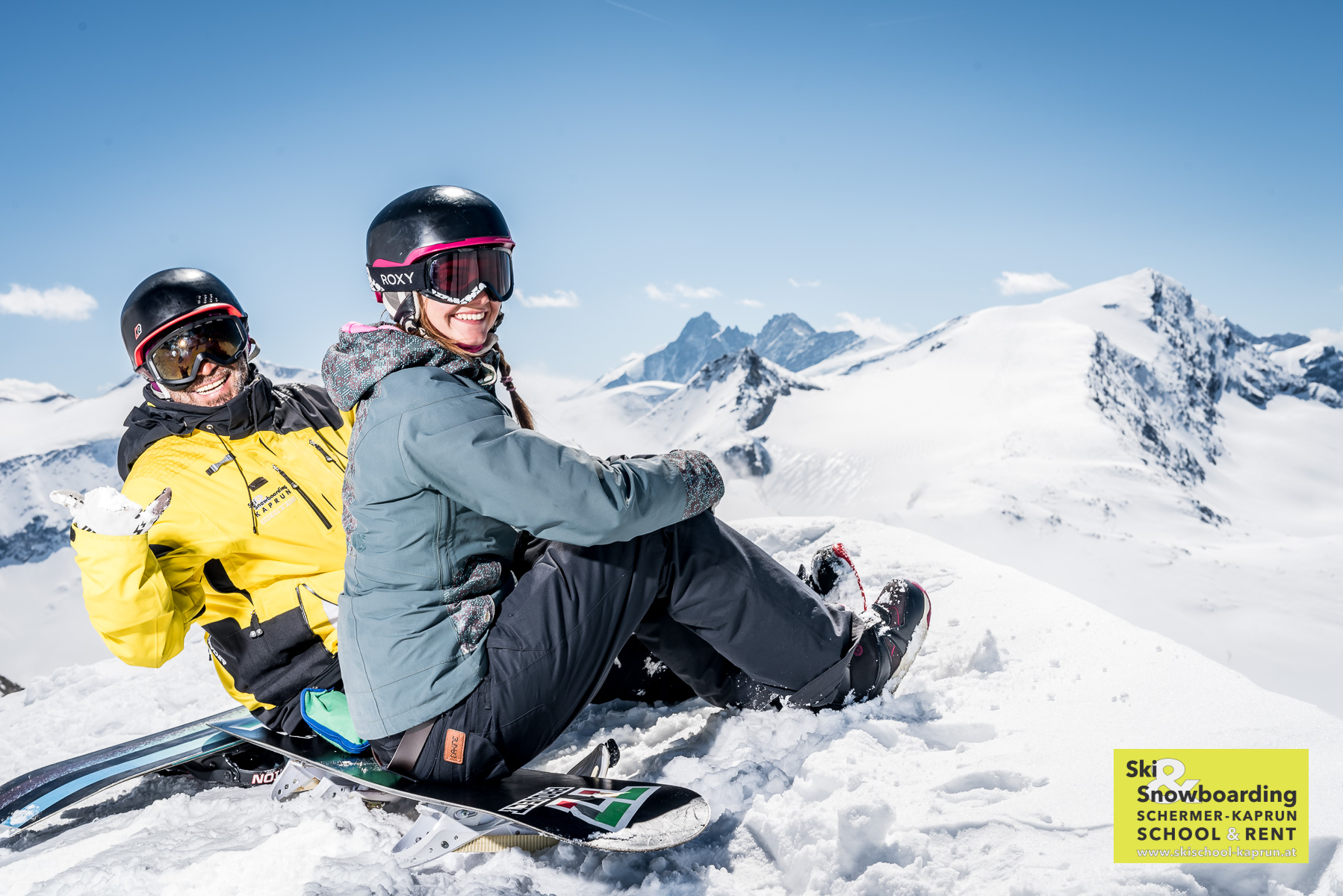 All in One Snowboard - Erwachsen/Adult, 3 Tage/Days Kurs/Course & 7 Tage/Days Rent