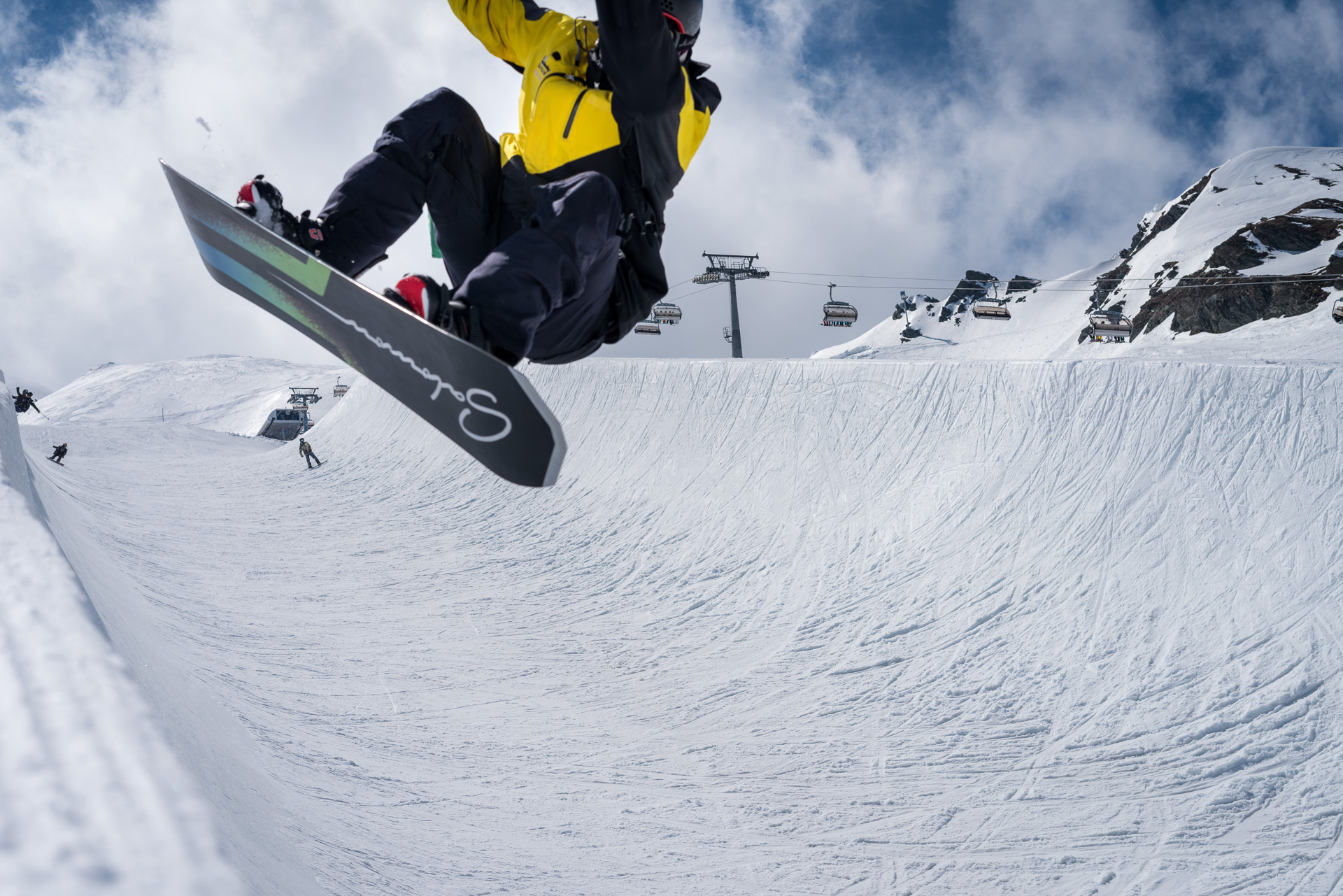 All in One Snowboard - Kind/Child, 3 Tage/Days Kurs/Course & 7 Tage/Days Rent